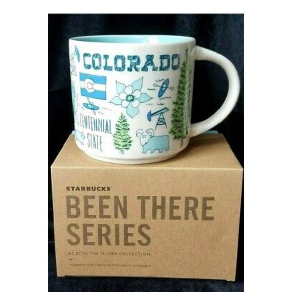Starbucks Colorado Been There Mug!